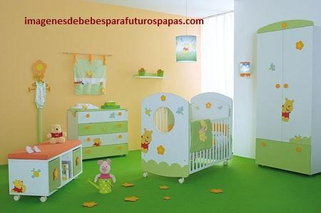 4 Modernas ideas de decoracion de cuartos para bebes mujeres ...