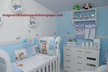 Infantiles ideas de decoracion de recamaras para bebes for Recamaras para bebes