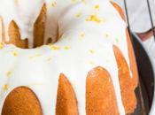 Bundt cake limón semillas amapola clásico