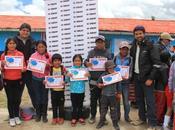 Niños Chilloroya Uchucarcco participaron clausura programa vacaciones útiles