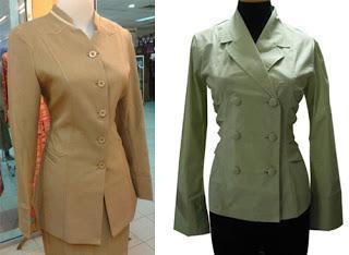 80 Model Baju Dinas Elegan Kekinian