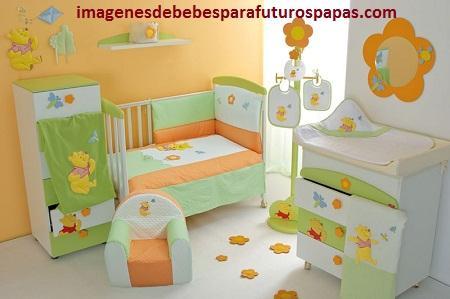 ideas para decorar el cuarto de una bebe