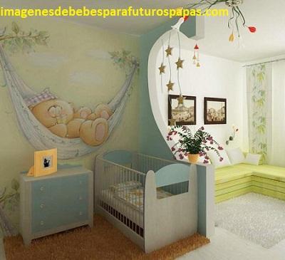 4 infantiles ideas para decorar el cuarto de una bebe ni a - Habitacion bebe original ...