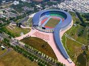 Construyen China estadio alimentado únicamente energía solar