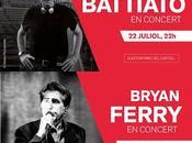 Bryan Ferry Franco Battiato estarán Festival Peralada