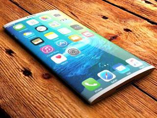 Como será la pantalla del iPhone 8
