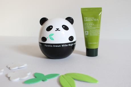 Tony Moly Pandas Dream white magic cream y cool stick