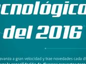 Conoce creaciones tecnológicas marcaron 2016.