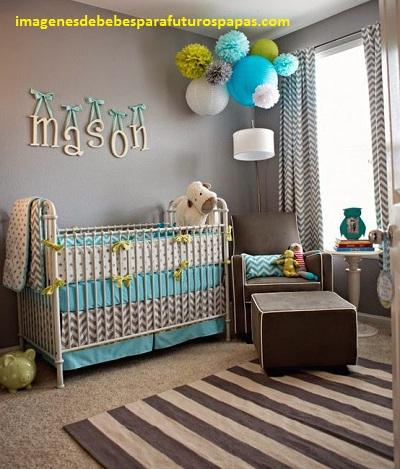 Beautiful Decoracion Cuarto Bebe Gallery - Casas: Ideas & diseños ...