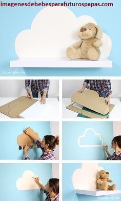 Ideas para decorar cuarto de bebe varon con adornos de niños - Paperblog