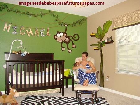 Dormitorios De Bebes Recien Nacidos. Como Decorar Un ...