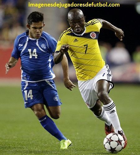 imagenes de futbolistas colombianos famosos