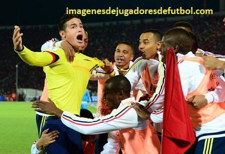imagenes de futbolistas colombianos seleccion
