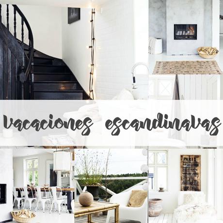 Una casa de vacaciones escandinava paperblog for Casa escandinava