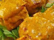 Brochetas tofu sasla Satay cacahuete