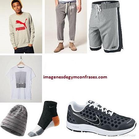 Mire ropa deportiva para ir al gimnasio de hombre y mujer for Deportivas para gimnasio