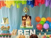 Fotos decoracion globos sencilla para fiesta infantil