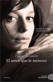 "amor mereces"", Daria Bignardi: interesante reflexión sobre romántico"