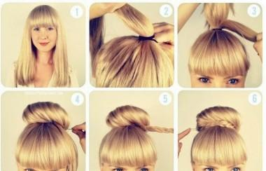 Peinados Sencillos Para Cabello Largo Paperblog