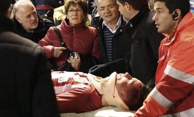 Fernando Torres, fuera de peligro