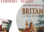 "#BTBritannia- Lectura Conjunta ""Britannia, isla poderosos"" Juan Manuel Sánchez Valderrama"