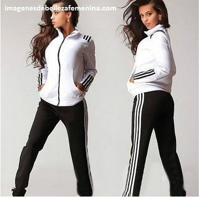 2172c9023ceb6 4 imagenes de la mejor ropa deportiva mujer invierno de moda - Paperblog