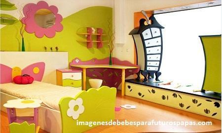 Decoracion para cuartos infantiles de niñas y niños varones - Paperblog