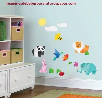 decoracion para cuartos infantiles varones