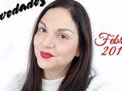 Novedades Febrero 2017; maquillaje, tratamiento, cabello perfumes!