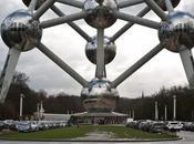Atomium, molécula gigante Bruselas