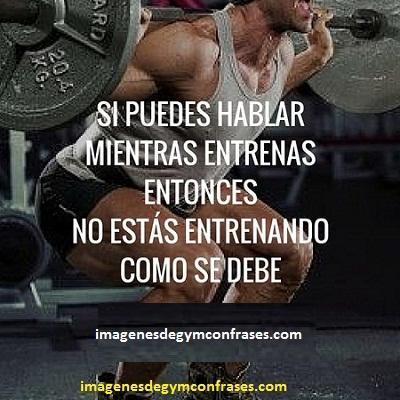 4 Motivadoras Frases De Gym Para Facebook De Entrenamiento