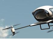 Taxis drones última innovación