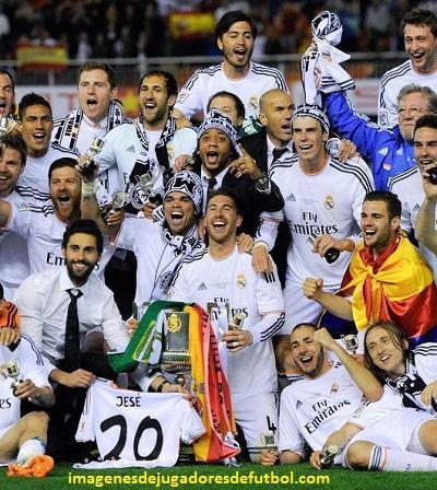 imagenes de todos los jugadores del real madrid champions