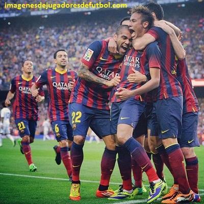 imagenes de todos los jugadores del barcelona nombres