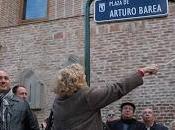 Arturo Barea vive Madrid