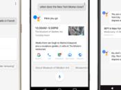 Asistente Google llega Android
