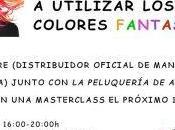 Convocatoria Masterclass Tintes fantasía