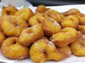 Buñuelos Calabaza