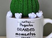 Cactus ganchillo, pequeños grandes momentos