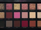 Huda Beauty Textured Shadows Palette Rose Gold Edition Clon Buyincoins
