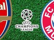 Arsenal Bayern Munich VIVO Internet Marzo 2017