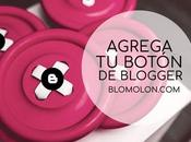Agrega Botón Blogger