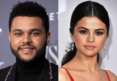 Selena Gomez y The Weeknd, pareja del momento
