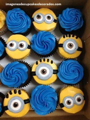 cupcakes para fiestas infantiles cumpleaños
