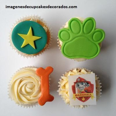 cupcakes para fiestas infantiles ideas