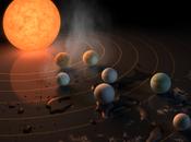NASA Descubre Sistema Solar Planetas Dimensiones Similares Tierra