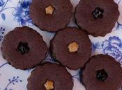 Galletas tiernas chocolate rellenas