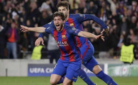 Barcelona logra la remontada más grande de la historia de la #Champions #Futbol