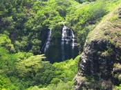 Ōpaeka'a Falls. Kauai. Hawai
