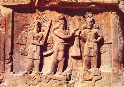 Un enemigo pertinaz: los persas sasánidas